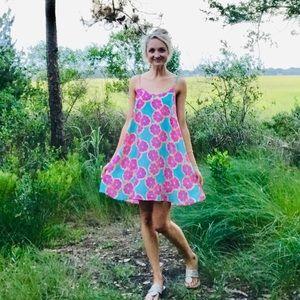 NWT Lauren James Main Squeeze Lola Swing Dress